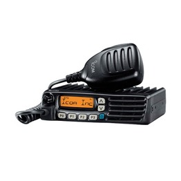 Icom Best Features & Performance, 128 Memory Channels, MDC 1200 Compatible, 50 W, 136-174MHz Frequency Range