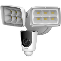 WiFi Active Alarm Floodlight Camera 2MP