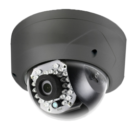 Fixed Lens Dome IP Camera 4.1MP - 2.8mm